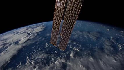 Красотата на Земята от космоса!