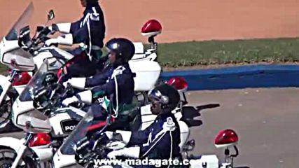 Военен Парад В Мадагаскар