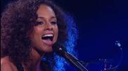 Alicia Keys - A Woman's Worth ( Piano & I Aol Sessions 1 )