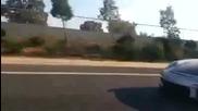 Тунингована Lada размазва Porsche 911 turbo
