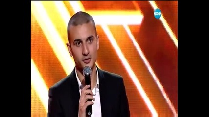 X-factor Bulgaria (15.09.2015) - Цял Епизод(3)