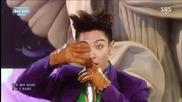 /бг превод/ Bigbang - Bae Bae ( 03.05.15 Sbs Inkigayo )