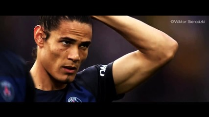 Edinson Cavani - The Perfect Striker