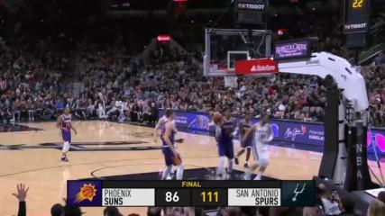 Най-интересното от мачовете в НБА на 11 декември 2018