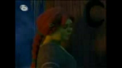 Shrek The Halls Блатната Коледа На Шрек