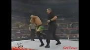 Crash Holly vs. Big Bossman - Wwf Heat 28.04.2002