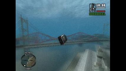 Gta Sa Nfs mod - My crazy stunts and drift