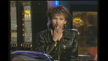 C.C. Catch - In The Back Seat Of My Cadillac