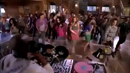 Camp Rock 2 Cast - Cant Back Down Official Music Video