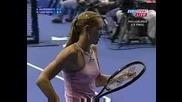 Никол Вайдисова - Секси Тенисистка