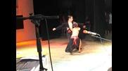 Nai qkite deca koito tancuvat sportni tanci ot vtoro osnovno v grad radnevo