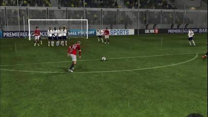 Fifa goals and skills 2011/12