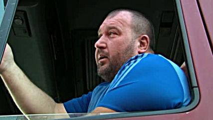 """Опашки от автомобили по пътя към Гърция заради затворения участък от АМ """"Струма"""""""