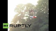 India: This 'pepper-spray drone' is a protesters worst nightmare