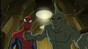 Ultimate Spider-man: Web-warriors - 3x18 - Inhumanity