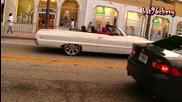 66 Delta 88 on 24 Irocs & 64 Impala Vert on 22 Forgiatos Ryding By - 1080p Hd