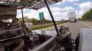 ШОПИНГ НА СКОРОСТ: Най-бързата количка за пазаруване в света