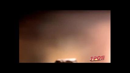 da se tunkvame - vtorata reklama na vafla Troia