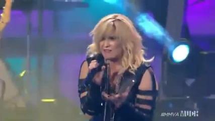 Demi Lovato - Heart Attack (performing Mmva 2013)