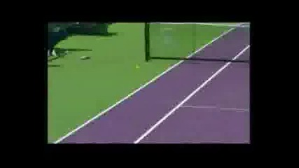 Crazy Point By Andy Roddick (usa)