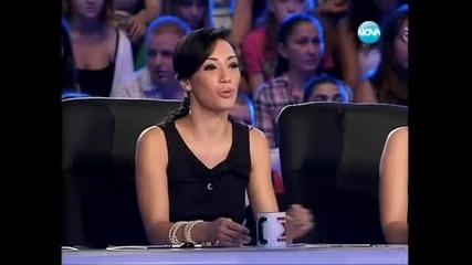 Музикални Инвалиди - X - Factor България! 14.09.2011