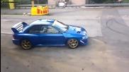 Markku Alen - Subaru Impreza Wrc 2000 Test Pirelli