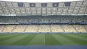 Стадионът в Киев чака 63 000 зрители за финала в ШЛ