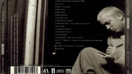 Eminem - Stan (ft. Dido) [нецензурирана версия]