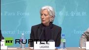 USA: IMF await Greek response to ECB, IMF and EU joint proposal