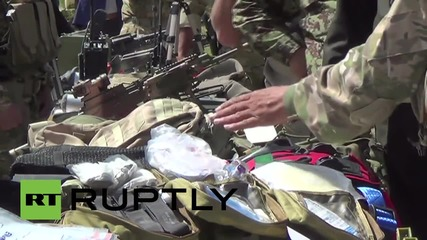 Afghanistan: NATO furnishes Afghan Air Force with new helicopters