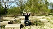 Красива оптична илюзия.