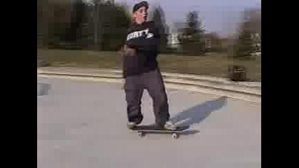 Skate - 360 Flip