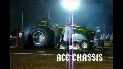 Теглене с трактори