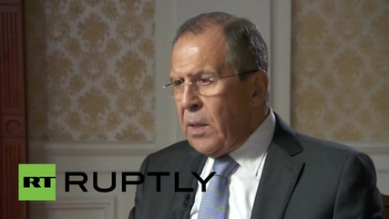 Russia: Lavrov calls on West to