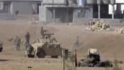 Iraq: IS pushed back as Shia militias launch fierce assault south of Mosul
