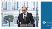 Putin Boasts Russian Inner Strength Will Endure Sanctions