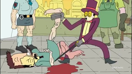 Superjail Season 2 Episode 2