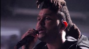 The Weeknd - The Hills - the Brit Awards 2016