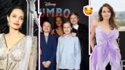Анджелина Джоли призна: Децата я учат да бъде майка! Актрисата - готова за нова връзка