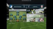 Fifa 14 Fc Hoffenheim/ Епизод 3 Сезон 1 (част 1 от 3)/ Първи мач