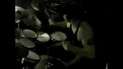 Mudvayne - Drums Cover - Machinegunsmith