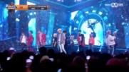 873.0615-6 Seventeen - Don`t Wanna Cry, [mnet] M Countdown E528 (150617)