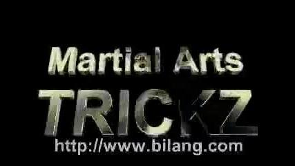 Kungfu Tricks - Ако на някой му треябват да ги опражнява ...