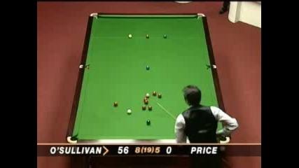 Snooker - O'sullivan - the fastest 147