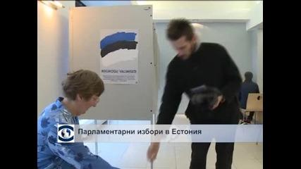 Парламентарни избори в Естония