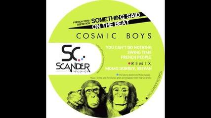 Cosmic Boys - Swing Time