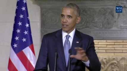 Greece: 'Time will tell' if Brexit and Trump can satisfy voters – Obama