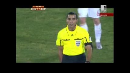 Чили - Испания 25.06.2010 първо полувреме част 4