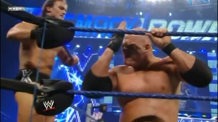 Wwe Smackdown Kane & Drew Mcinture Vs. R Truth & Matt Hardy