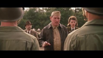 Капитан Америка: Първият отмъстител (официален трейлър)